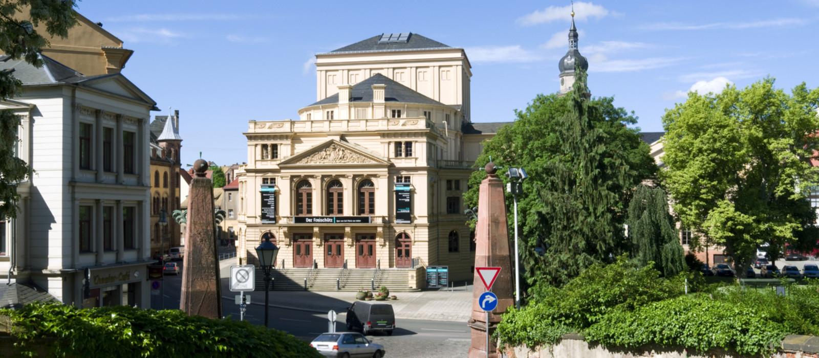 CityBootCamp in Altenburg