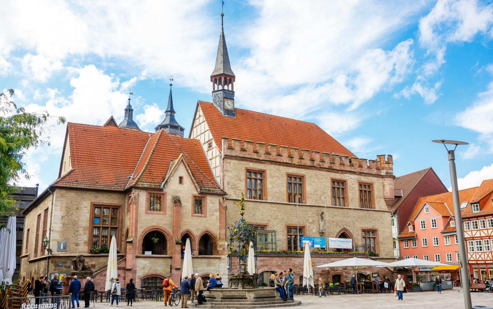 CityBootCamp in Göttingen